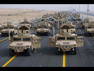US Government Now Has One Truck For Every Solider It Claims Is In Syria, Or Maybe We Were Lied To