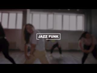 Jazz Funk для тебя в студии танцев Энер, Ногинск
