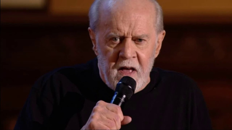 George Carlin Stand Up About Religion