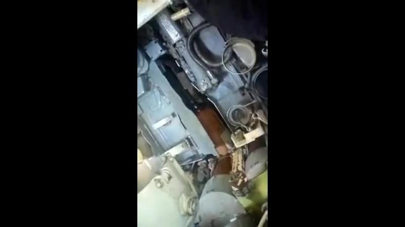 SETC 2018 - Т-84 14 омбр ЗСУ - механізм заряджання