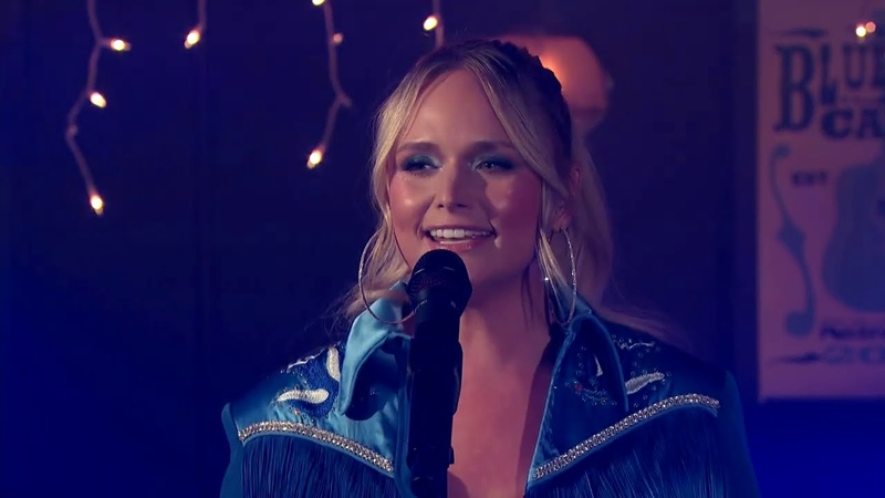 Miranda Lambert Bluebird Live From the 55th ACM Awards