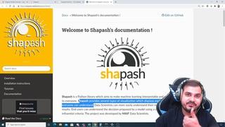 Shapash- Python Library To Make Machine Learning Interpretable
