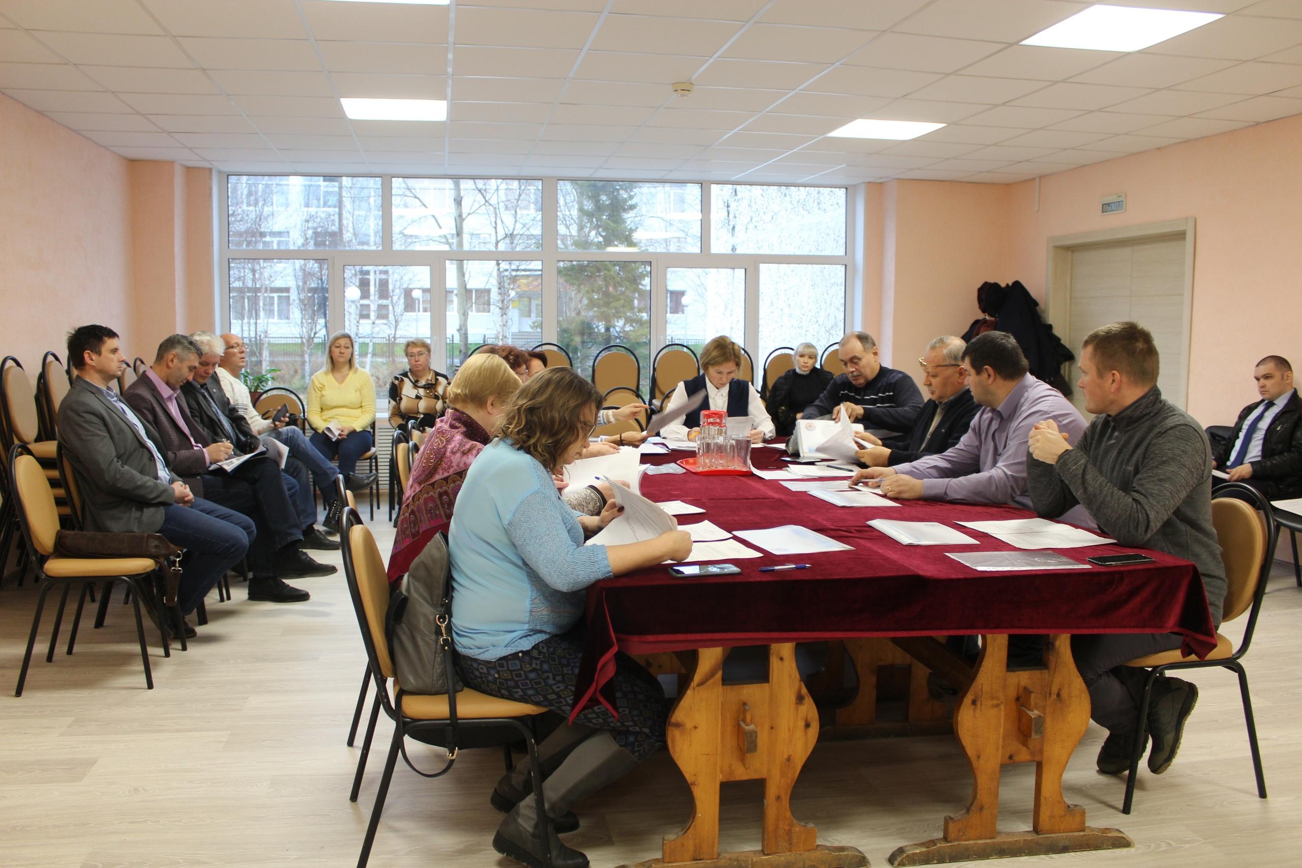 16 октября 2019 года в п. Умба состоялось заседание Совета депутатов
