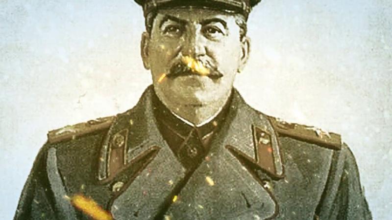 Михаил Елизаров Сталинский костюм