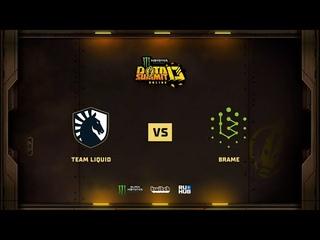 Team Liquid vs Brame, Monster Energy DOTA Summit 13: EU/CIS, bo3 game 3 [Maelstorm & Jam]