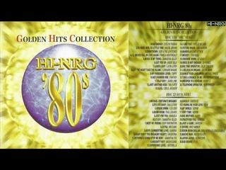 HI⚡NRG 🔥 80s GOLDEN HITS COLLECTION Non-Stop Party Mix! 50 Hits High Energy Italo Disco Eurobeat 80s