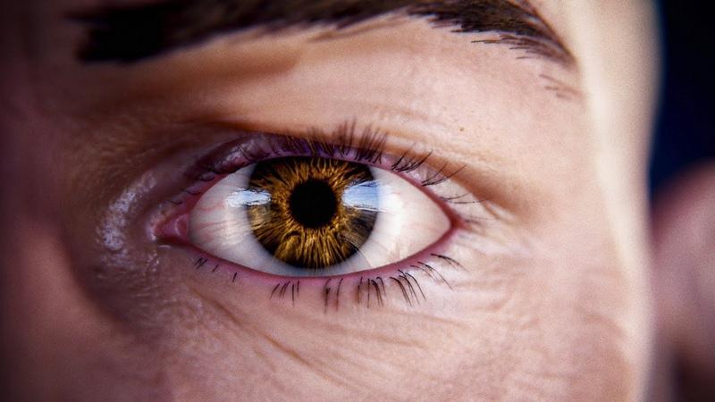 Creating a Procedural Eyeball with Blender 2 8
