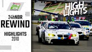 BMW vor Ferrari! | 24h-Rennen Nürburgring Rewind | Highlights 2010