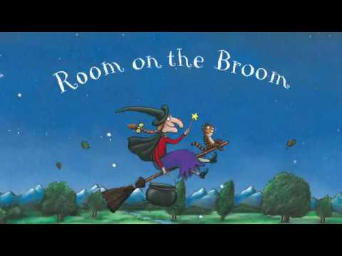 Room on the Broom Read by Alan Mandel