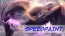 Speedpaint Vivern's fog Art 12