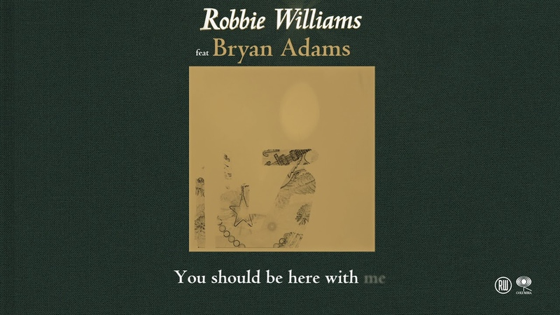 Robbie Williams | Christmas (Baby Please Come Home) ft. Bryan Adams (Official Lyric Video)
