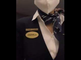 Наталья Рагозина устроила скандал из-за маски на борту Аэрофлота