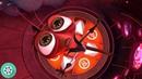 Доктор Таракан взламывает систему защиты. Монстры против пришельцев (2009) год.