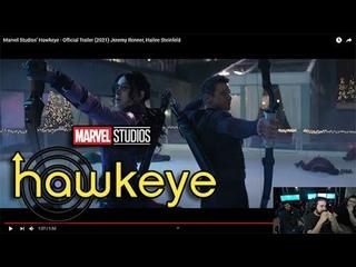 Marvel Studios Hawkeye - Angry Trailer Reaction!
