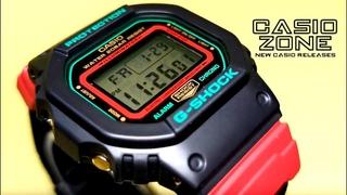 Casio G-SHOCK DW-5600THC-1 watch 2021