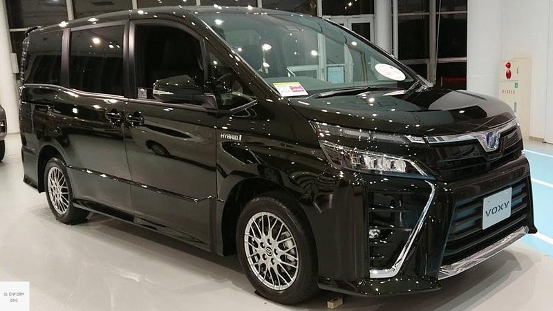 2020 Toyota Voxy 1 8 Hybrid ZS In Depth Walkaround Exterior Interior