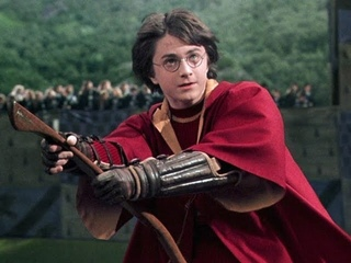 Гарри Поттер и Северус Снейп: Часть 2 «Гонки на вело-метлах»