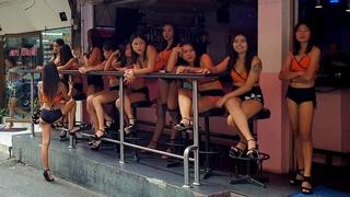 Soi 6, Pattaya, Thailand (2021) (4K) WALKING TOUR past all bars: right side + left side