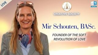 Mir Schouten. My mission is to Share Love.  Allatraunites