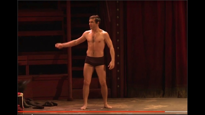 Sergey Romanovsky Parmi veder le amor Rigoletto 2014