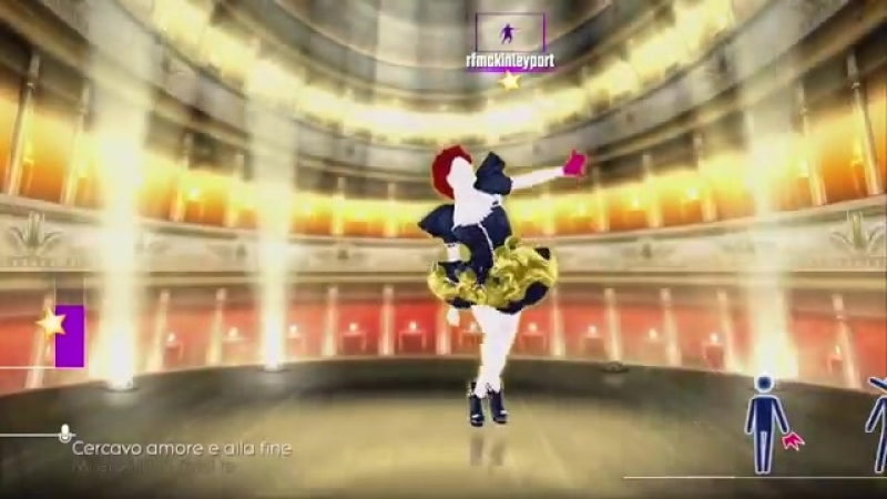 Just Dance 2016 - Cercavo Amore - All perfects