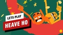 Here's Why Heave Ho is Our New Favourite Couch Co-Op Game - IGN Plays