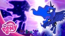 Мультфильм Дружба - это чудо про Май Литл Пони. Снятся принцессам волшебные овцы?