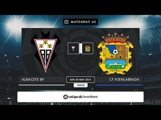 Albacete BP - CF Fuenlabrada MD42 D1830