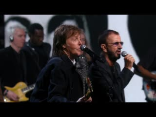 """Finale performance of """"With A Little Help From My Friends"""" at the 2015 Hall of Fame Ceremony"""
