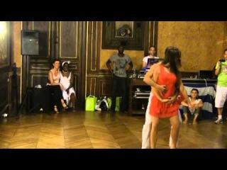 Démonstration de Salsa par Ivan Martinez et Keny Rodriguez