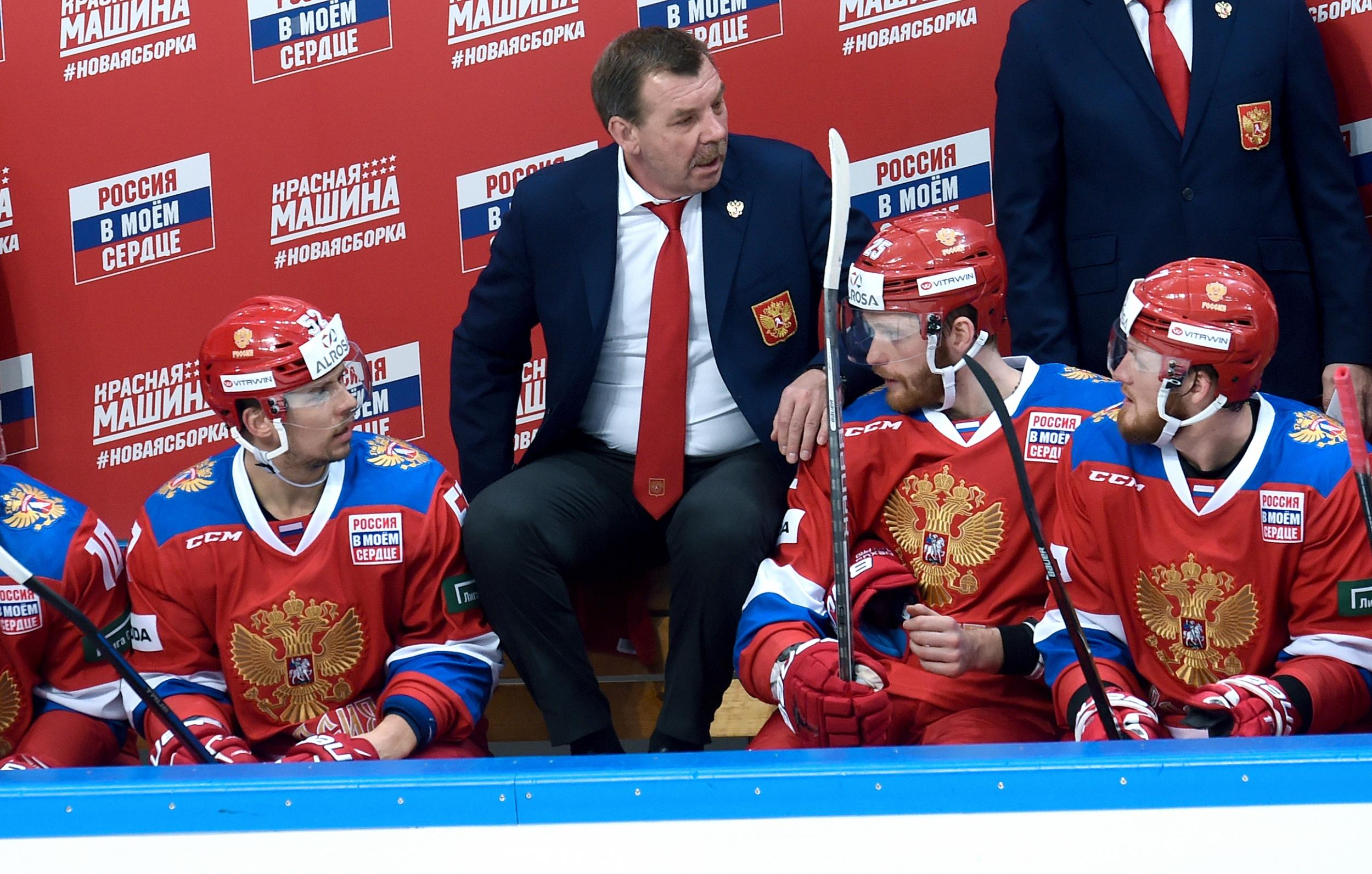 Сергей Широков и Олег Знарок