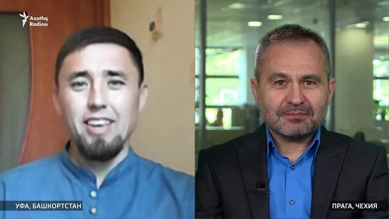 Фаиль Алсынов о Куштау Хабирове башкирском языке и татарах