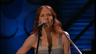 "TV Live: Gillian Welch and David Rawlings - ""The Way It Goes"" (Conan 2011)"