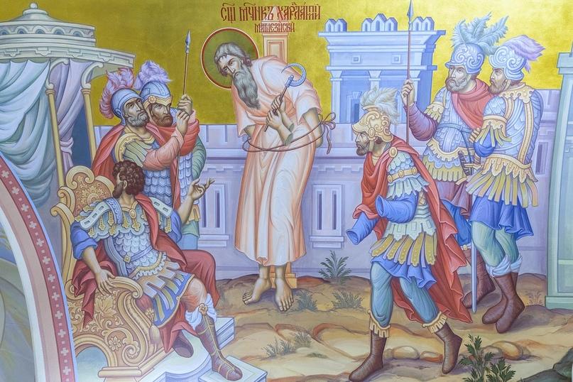 Священномученик Харалампий в нашем храме, изображение №5