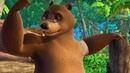 Маугли - Книга Джунглей –О спорт, ты - мир! – развивающий мультфильм для детей