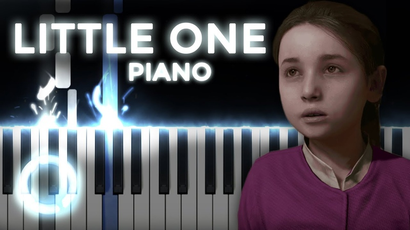 Detroit Become Human · Little One   LyricWulf Piano Tutorial on Synthesia