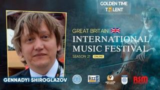 Golden Time Distant Festival | 21 Season | Gennadyi Shiroglazov | GT21-7935-9431