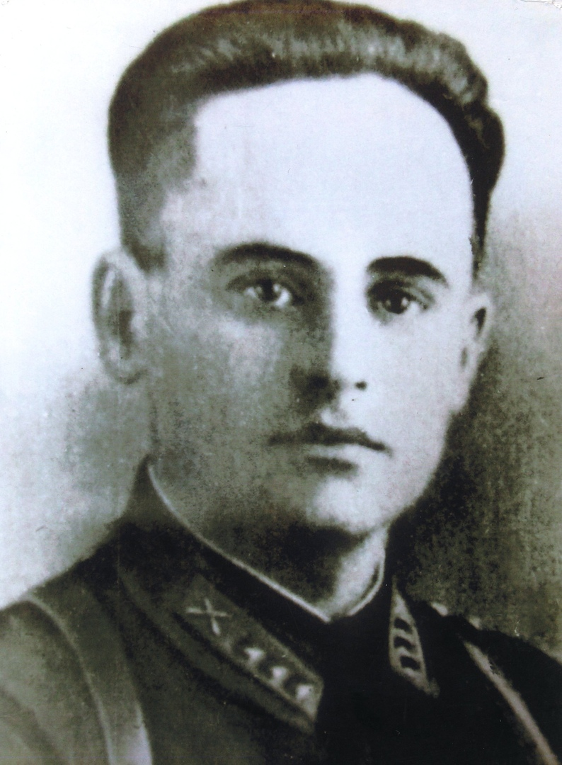 Соломин Александр Андреевич