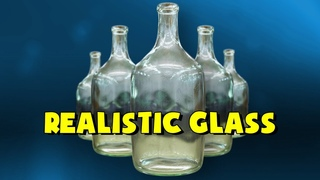 How to Make Realistic Glass in Substance Painter, Arnold and Maya | ep611