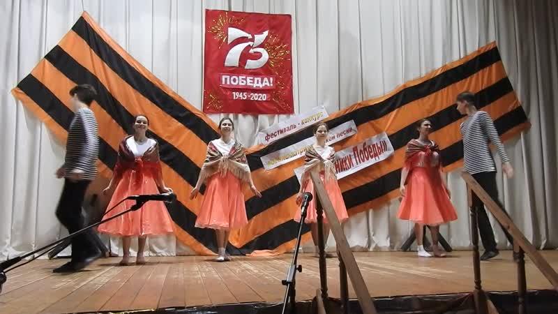 ДДТ Танц коллектив 22 февраля Иссад