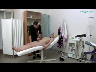Gyno-x mandy valley [medical fetish, gyno exam, anal checkup, masturbation]