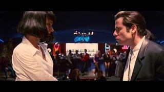 Pulp Fiction (1994) John Travolta - Uma Thurman Dance Scene [HD]