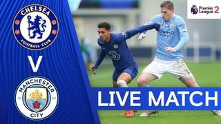 Chelsea v Manchester City   Premier League 2   Live Match
