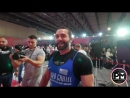 Cailer Woolam 430kg All time World Record