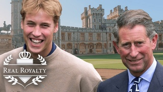 Royal Rivals? Or Father and Son? | Prince Charles and Prince William | Real Royalty With Foxy Games