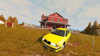 ||BeamNG DRIVE || Škoda Octavia  Dead Coast 1.0 4K