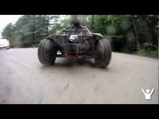 BIGGEST RC CAR hpi