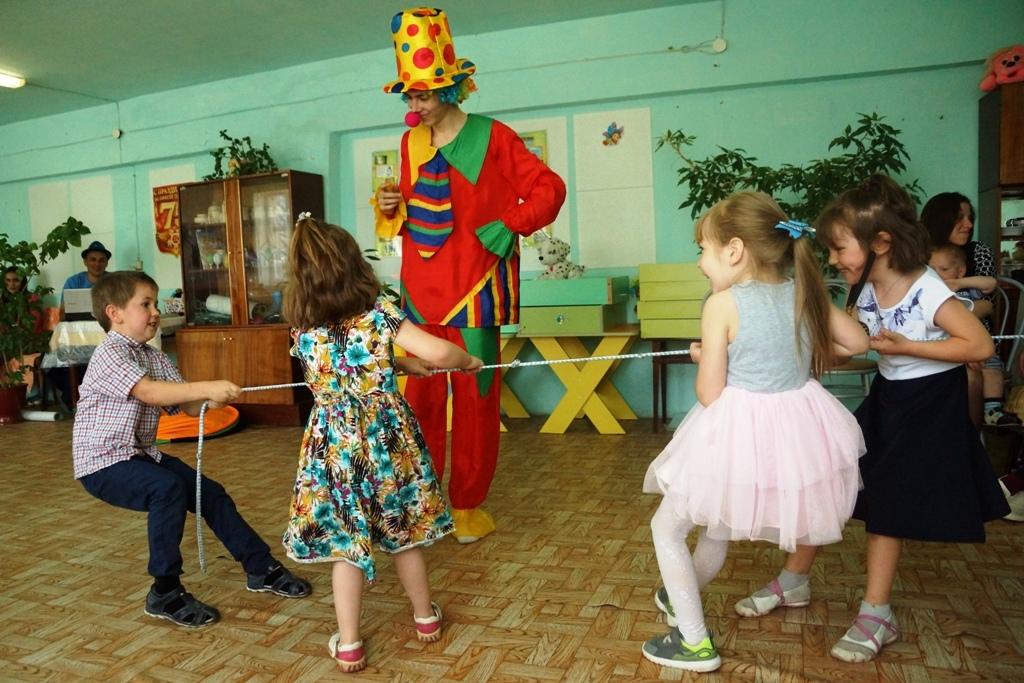 Прошел детский праздник в нашем центре 23