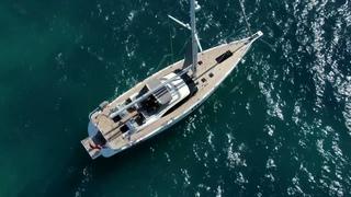Oyster 675 - Walkthrough Boat Tour