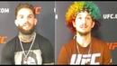 UFC 250 Гарбрандт Шон О Мэлли Аманда Нунес перед боями
